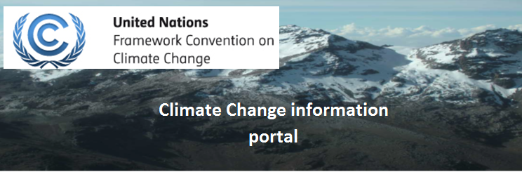 UN Framework Convention on Climate Change Logo